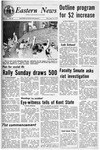 Daily Eastern News: May 15, 1970