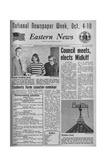Daily Eastern News: October 09, 1970 by Eastern Illinois University