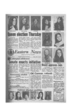 Daily Eastern News: October 13, 1970 by Eastern Illinois University