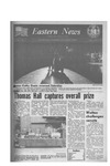Daily Eastern News: October 20, 1970 by Eastern Illinois University