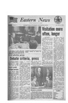 Daily Eastern News: October 23, 1970 by Eastern Illinois University