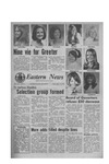 Daily Eastern News: September 15, 1970