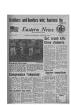 Daily Eastern News: September 22, 1970 by Eastern Illinois University