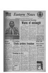 Daily Eastern News: September 25, 1970 by Eastern Illinois University