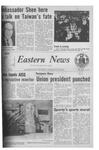 Daily Eastern News: December 03, 1971