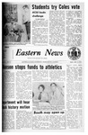 Daily Eastern News: December 08, 1971