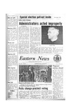 Daily Eastern News: February 02, 1971 by Eastern Illinois University