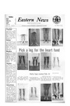 Daily Eastern News: February 12, 1971 by Eastern Illinois University