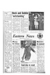 Daily Eastern News: February 16, 1971 by Eastern Illinois University