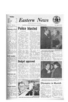 Daily Eastern News: January 08, 1971