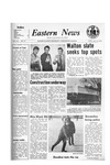 Daily Eastern News: January 12, 1971 by Eastern Illinois University