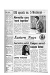 Daily Eastern News: January 22, 1971 by Eastern Illinois University