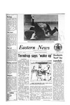 Daily Eastern News: January 26, 1971 by Eastern Illinois University