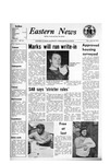 Daily Eastern News: January 29, 1971 by Eastern Illinois University