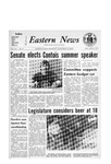 Daily Eastern News: June 16, 1971