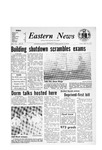 Daily Eastern News: May 18, 1971 by Eastern Illinois University
