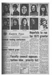 Daily Eastern News: September 22, 1971