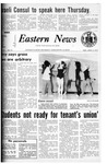 Daily Eastern News: April 05, 1972 by Eastern Illinois University