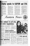 Daily Eastern News: April 07, 1972 by Eastern Illinois University