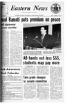Daily Eastern News: April 10, 1972 by Eastern Illinois University