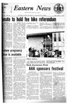 Daily Eastern News: April 12, 1972 by Eastern Illinois University