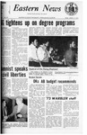 Daily Eastern News: April 17, 1972 by Eastern Illinois University