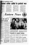 Daily Eastern News: April 21, 1972 by Eastern Illinois University
