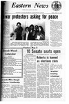 Daily Eastern News: April 24, 1972 by Eastern Illinois University