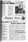Daily Eastern News: April 28, 1972 by Eastern Illinois University
