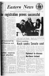 Daily Eastern News: February 16, 1972 by Eastern Illinois University