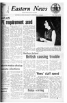 Daily Eastern News: February 18, 1972 by Eastern Illinois University