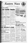 Daily Eastern News: January 05, 1972 by Eastern Illinois University