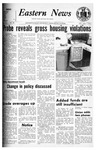 Daily Eastern News: January 07, 1972 by Eastern Illinois University