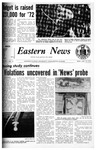 Daily Eastern News: January 10, 1972