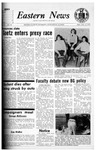 Daily Eastern News: January 12, 1972 by Eastern Illinois University