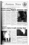 Daily Eastern News: January 17, 1972 by Eastern Illinois University