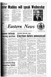 Daily Eastern News: January 24, 1972 by Eastern Illinois University