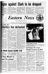 Daily Eastern News: May 01, 1972 by Eastern Illinois University