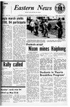 Daily Eastern News: May 10, 1972 by Eastern Illinois University