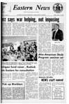 Daily Eastern News: May 17, 1972