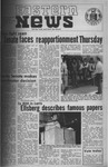 Daily Eastern News: October 04, 1972 by Eastern Illinois University