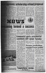 Daily Eastern News: October 09, 1972 by Eastern Illinois University
