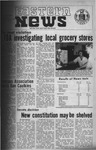 Daily Eastern News: October 11, 1972 by Eastern Illinois University