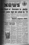 Daily Eastern News: October 13, 1972 by Eastern Illinois University