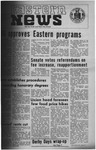 Daily Eastern News: October 16, 1972