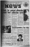 Daily Eastern News: October 18, 1972 by Eastern Illinois University