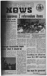 Daily Eastern News: October 20, 1972 by Eastern Illinois University