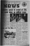 Daily Eastern News: October 25, 1972 by Eastern Illinois University