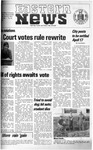 Daily Eastern News: March 16, 1973