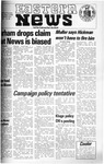Daily Eastern News: March 30, 1973 by Eastern Illinois University